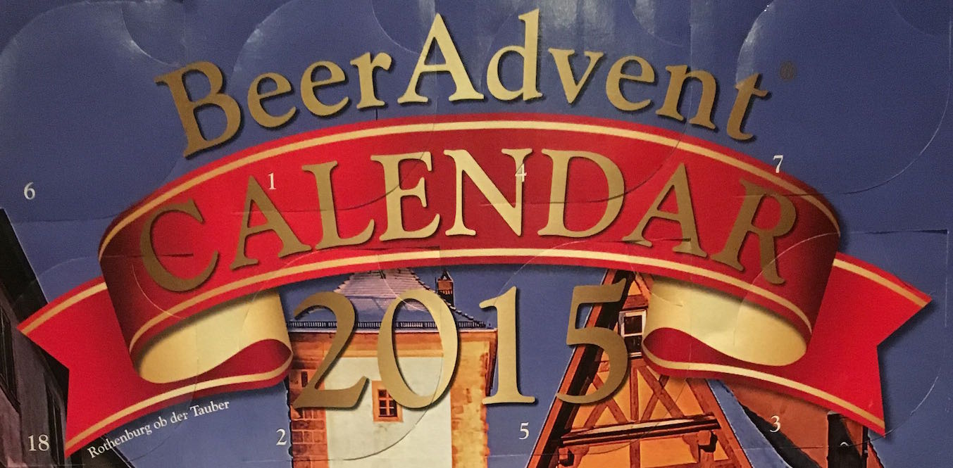 Photo of Beer Advent Calendar 2015